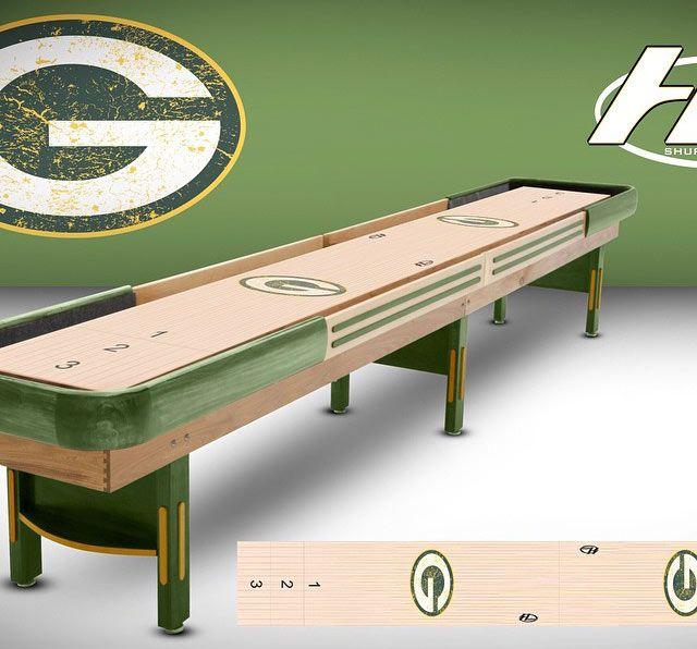 Hudson Custom Table Shuffleboard Tables   Zieglerworld.com