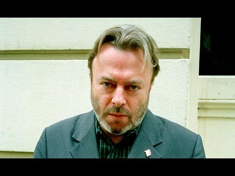 Christopher Hitchens Destroys Angry Liberals & Theists  (1/2)