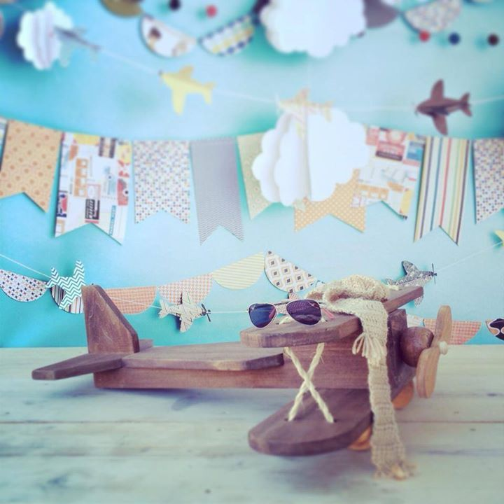 All American Photo-shoot, wooden airplane homemade prop by my hubby. Toddler aviator sunglasses prop. Sweet Orange Photography by Christina