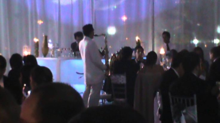 SHOW DE SAXOFON EN BOGOTA (I' LL ALWAYS LOVE YOU- WHITNEY HOUSTON) #ShowdeSaxofon #saxophone #White #Bogota #Musicaparaeventos #Elegant