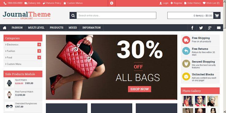 Este es un hermoso template E-Commerce, que podemos adaptarle al cliente, para que venda Carteras , visitenos en: www.overfeedwebagency.com  Hacemos trabajos Internacionales E-Commerce, para cualquier pais del mundo.