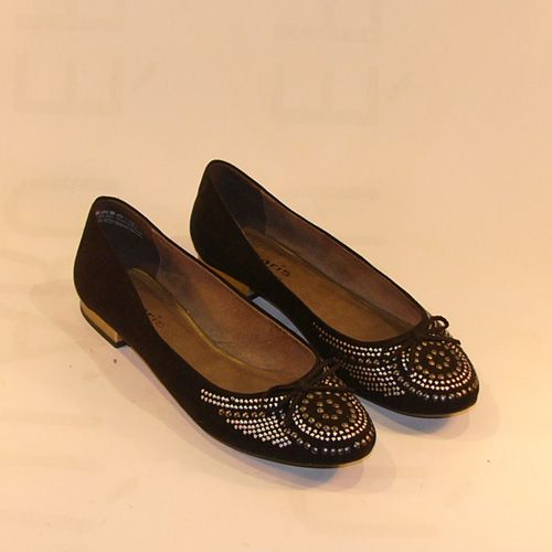 Balerina cipő Tamaris iloveshoesbudapest 7,990 Ft