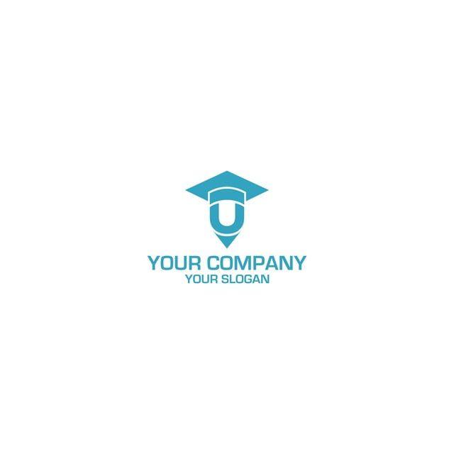 ش شعار التعليم ناقلات التصميم Education Logo Design Education Logo Logo Design