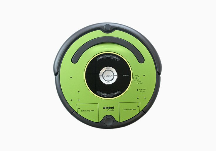 The Roomba's New Cousin Is Built for Custom Programming