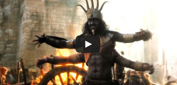 """Watch official #tariler of """"Seventh Son"""" directed by #SergeyBodrov  #hollywoodtrailer #movie"""