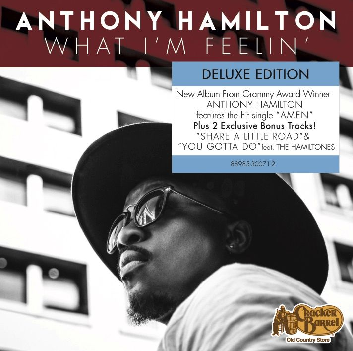 Anthony Hamilton to Release  Exclusive Deluxe Album at Cracker Barrel Old Country Store® - http://www.radiofacts.com/anthony-hamilton-release-exclusive-deluxe-album-cracker-barrel-country-store/
