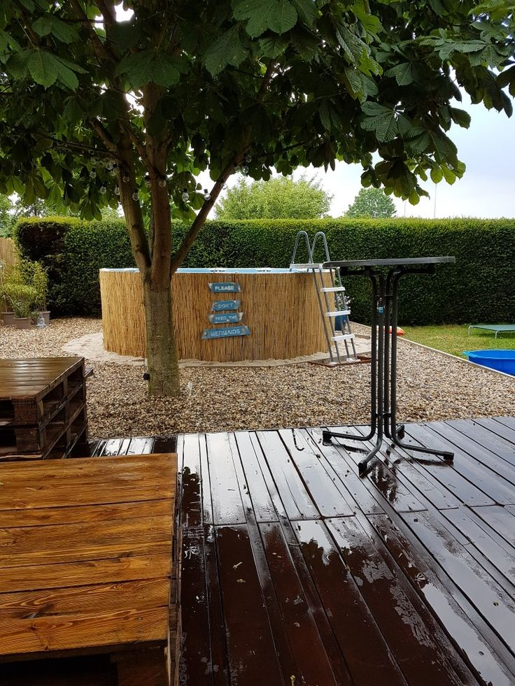 8 best images about Gartenideen on Pinterest Solar, Pool noodles - pool im reihenhausgarten