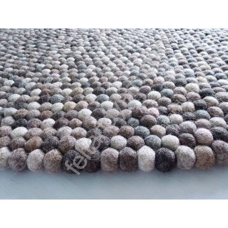 Felt ball rug...I kinda need it