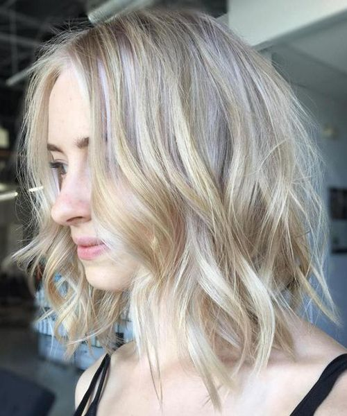 Trendy Medium Layered Hairstyles 2019 To Try Right Now Hair And