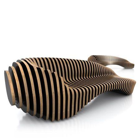 142 Best Parametric Furniture Images On Pinterest