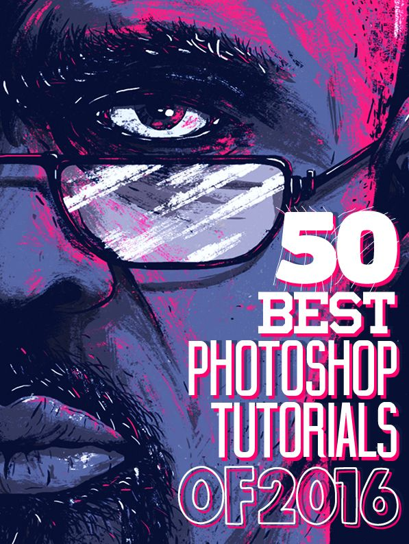 50 Best Adobe Photoshop Tutorials of 2016