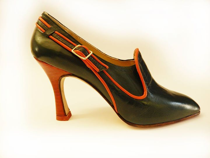 Jess  TO BUY: Comment with your email address and you'll receive a secure checkout link.  Price:  45000.   this model is made in dark green and orange kid leather  the height of the heels is 85 cm  each pair of shoes is handmade in Rome Italy and it is unique  delivery is included in the price  Comment #subscribe  your email address to subscribe to instant updates via email when we post new products!  Promote our products and earn same day commissions: spree.to/?u=13f9  Shop this post and…