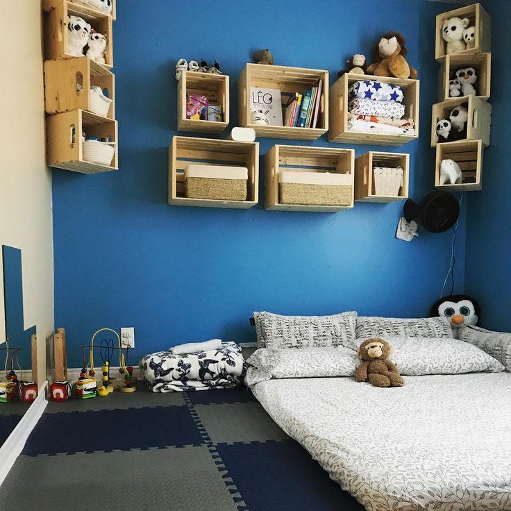Fresh New Looks For Kids Bedrooms: 25+ Unique Montessori Bedroom Ideas On Pinterest