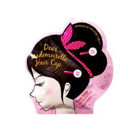 Diese 2-Step Haarkur verleiht Ihrem trockenem, widerspenstigem Haar einen natürlichen Glanz. Ihr strapaziertes Haar wird mit intensiver Feuchtigkeit versorgt. Die pflegenden Inhaltsstoffe wie Ceramid und Kamelienöl helfen Ihnen, Ihr Haar langfristig zu reparieren. Nach der Anwendung wird Ihr Haar spürbar und sichtbar geschmeidig weich und glänzend.