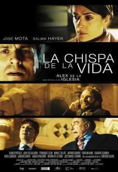 La chispa de la vida es una película del año 2011, dirigida por Álex de la Iglesia y protagonizada por José Mota y Salma Hayek. Se estrenó el 13 de enero de ...