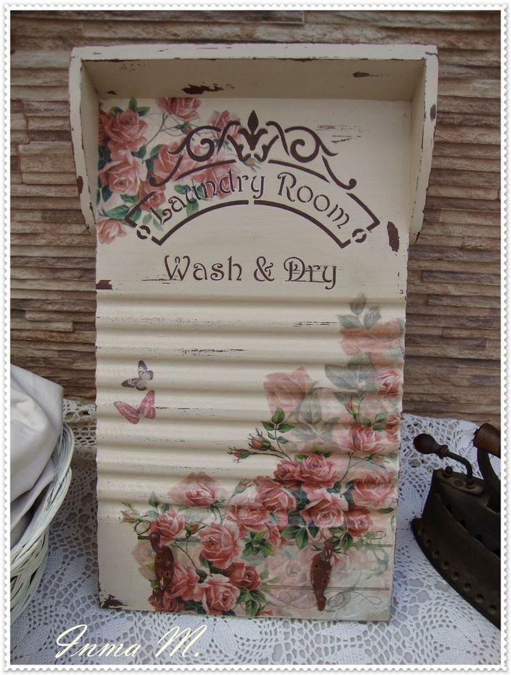 La colada esta lista para planchar. Que poco nos cuesta poner una lavadora, verdad? pienso en nuestras abuelas y madres la que se daba...