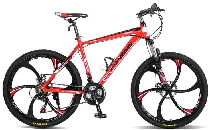 Merax Mountain Bike, best mountain bike brands,