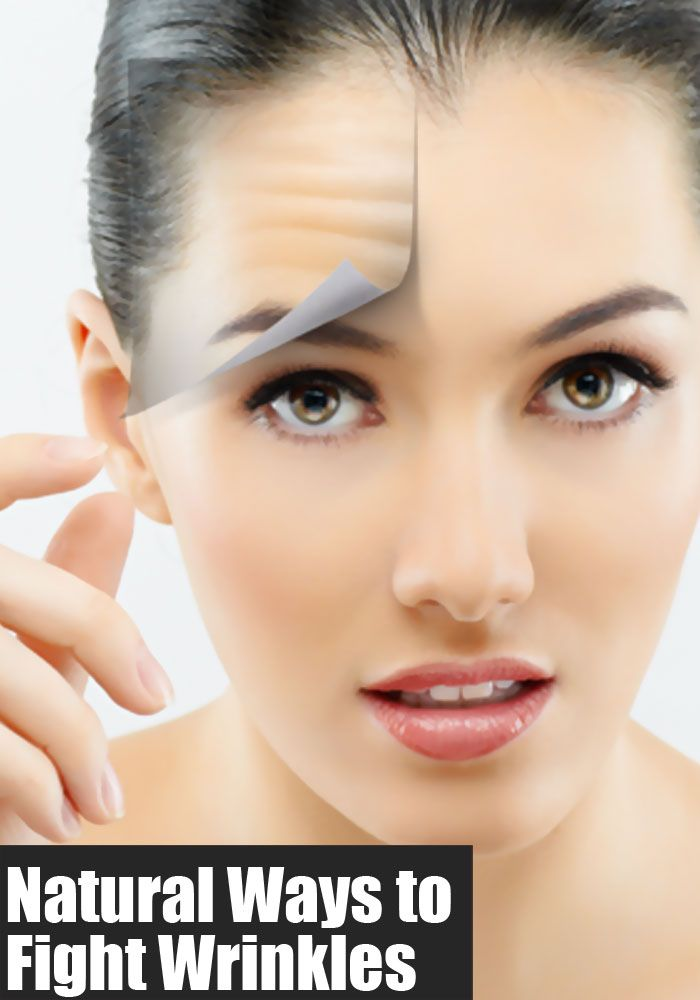 Natural Ways to Fight Wrinkles