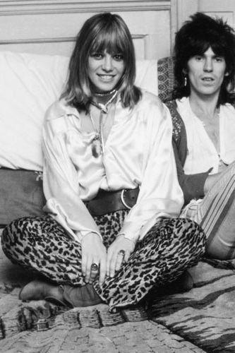 Sixties Style Icons: Anita Pallenberg