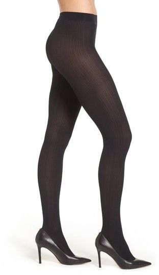 191d6bebd43 FALKE Ribbed Tights - Sheer textured stockings offer a classic look and a  better-than