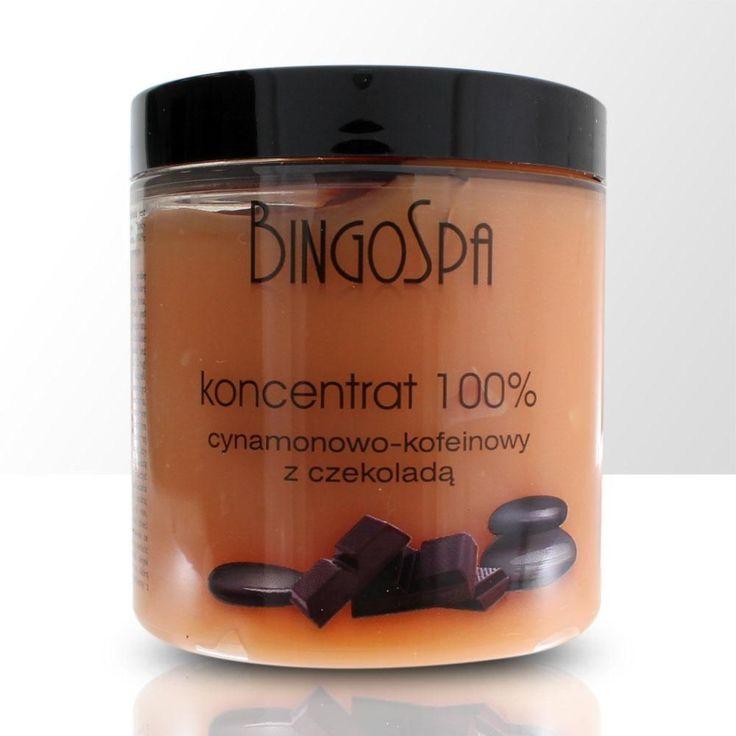 BingoSpa Cinnamon & Caffeine Slimming Concentrate with Chocolate 250g