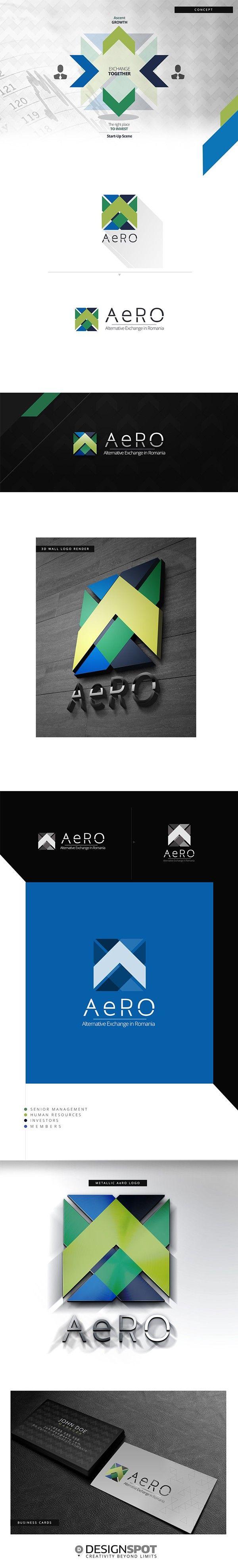 AeRO Logo design for BVB