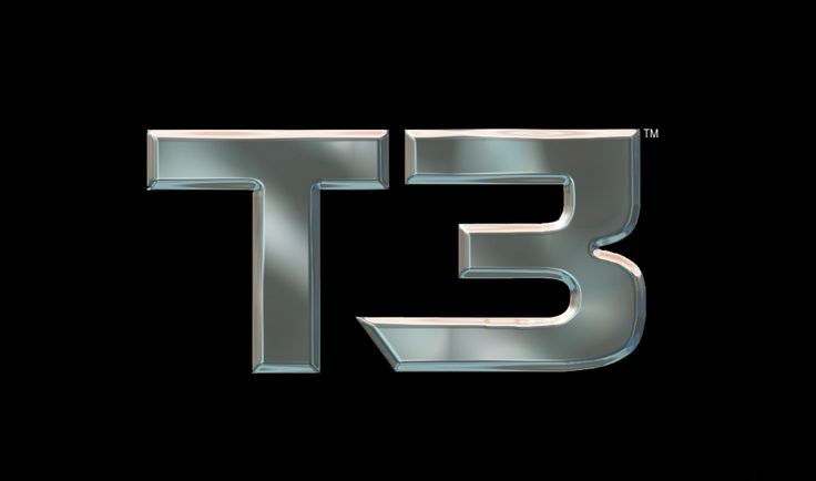 T3 Logo | Terminator 3: Rise of the Machines (2003 ...