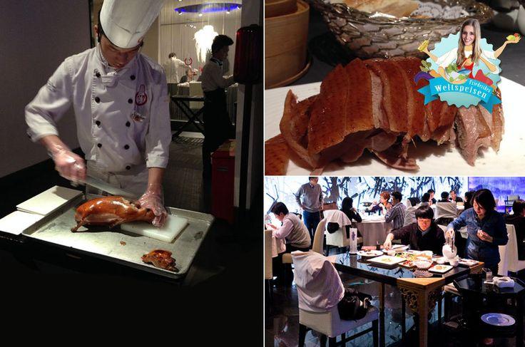 """Wer in Peking ist, kommt an der Pekingente nicht vorbei. Wo es die beste gibt, erfahren Sie in unserer Food-Kolumne """"Friederikes Weltspeisen""""."""