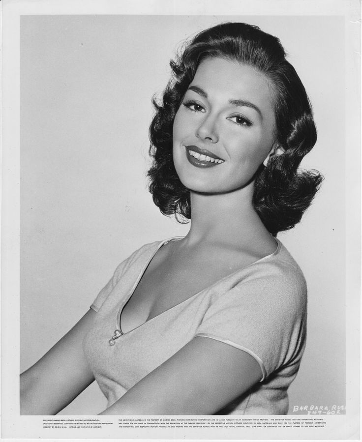 Barbara Rush in The Young Philadelphians, 1959