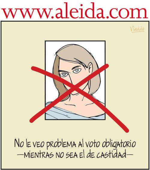 Aleida edición 1673, Caricaturas - Edición Impresa Semana.com - Últimas Noticias
