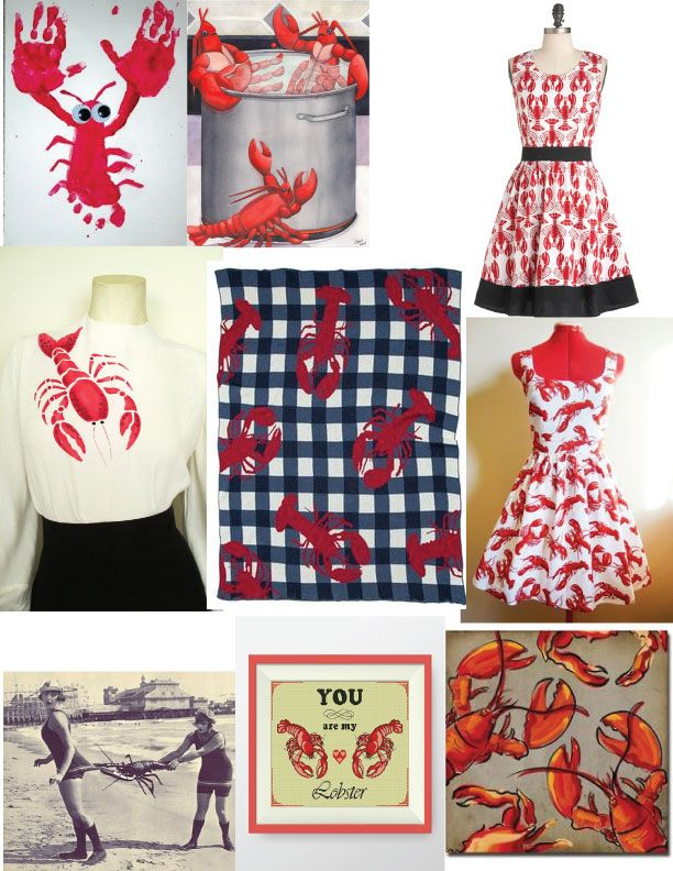 you are my frock lobster