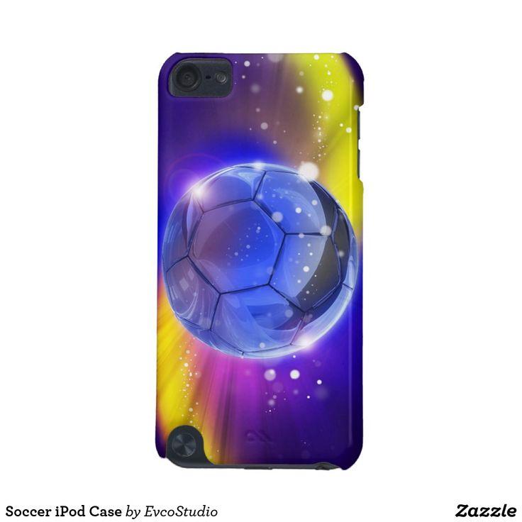 Soccer iPod Case