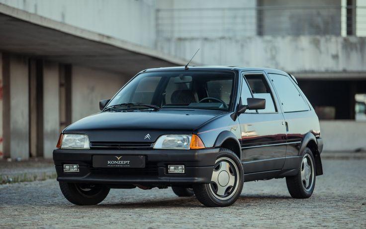 1991 Citroen AX - AX GT   Classic Driver Market