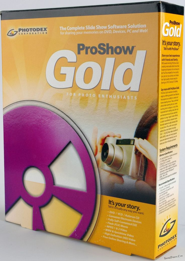 proshow gold 9.0 registration key