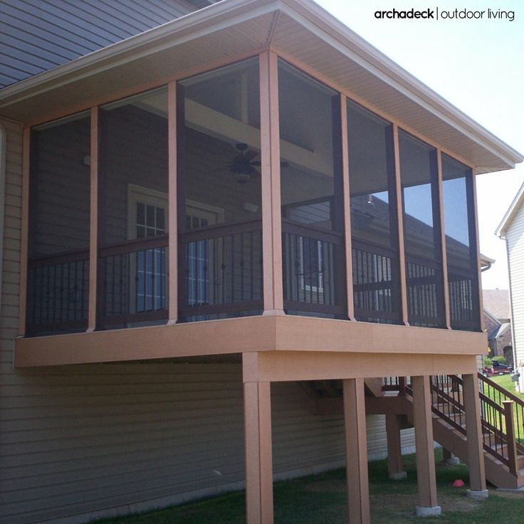 107 Best Images About Screened Porch Ideas From Archadeck