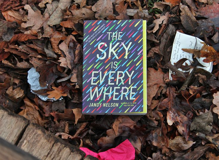 """The Sky Is Everywhere"" - Jandy Nelson ♥︎♥︎♥︎♡♡ // gelesen · Roman · heartcover.eu - Julias Bücherblog"