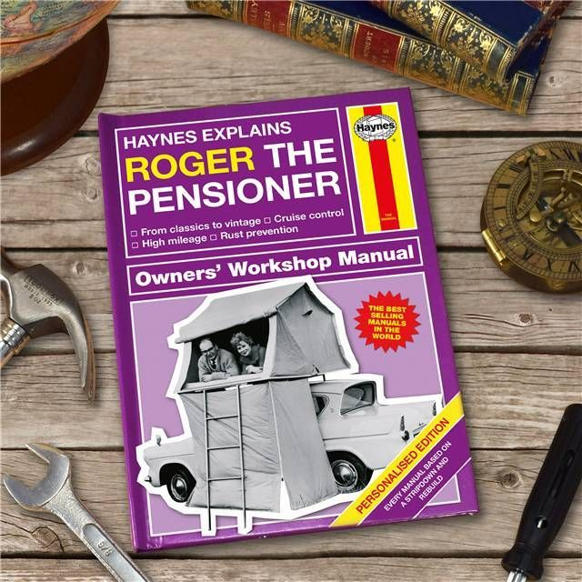 From classics to vintage cruise control high mileage and rust prevention this owner s workshop manual will keep your pensioner in tip top condition