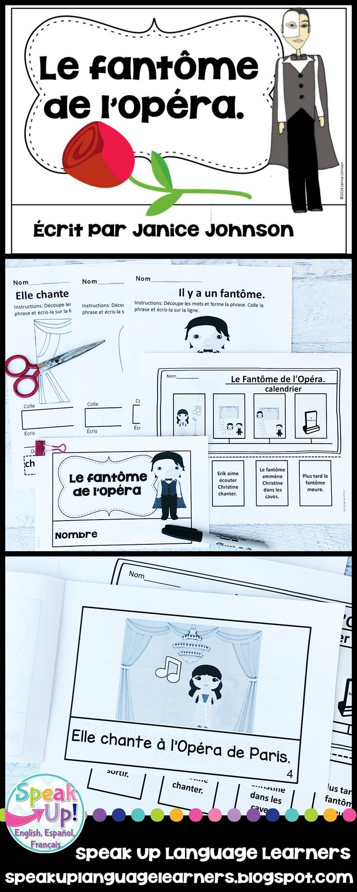 Workbooks realidades 1 capitulo 5b workbook answers : 61 best Los adjetivos for Spanish class images on Pinterest ...