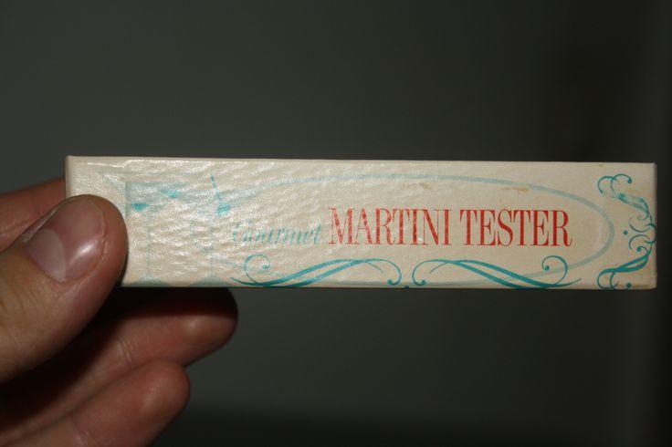 Martini Tester 1