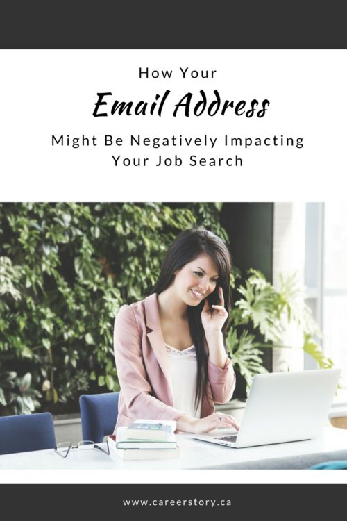 Is your email address hurting your future employment opportunities?