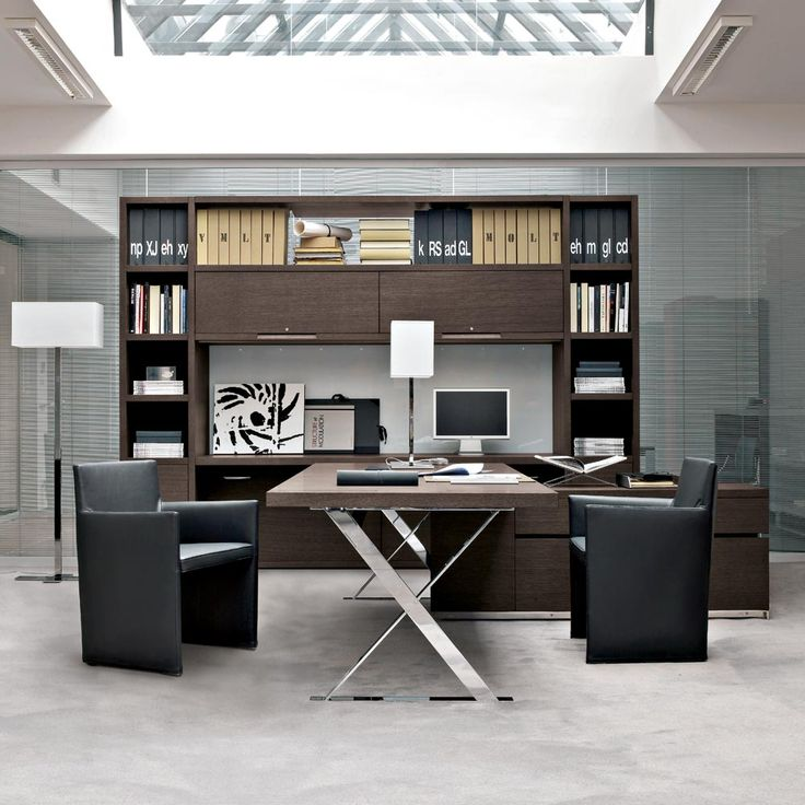 Executive offices ac executive collection b b italia for Modern corporate office design