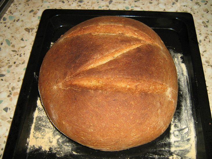 Выпечка хлеба в домашних условиях рецепты в духовке без дрожжей