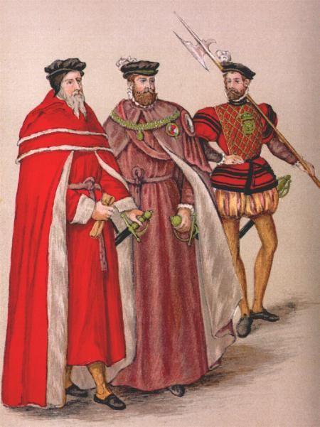 Fashion of the Elizabethan Era