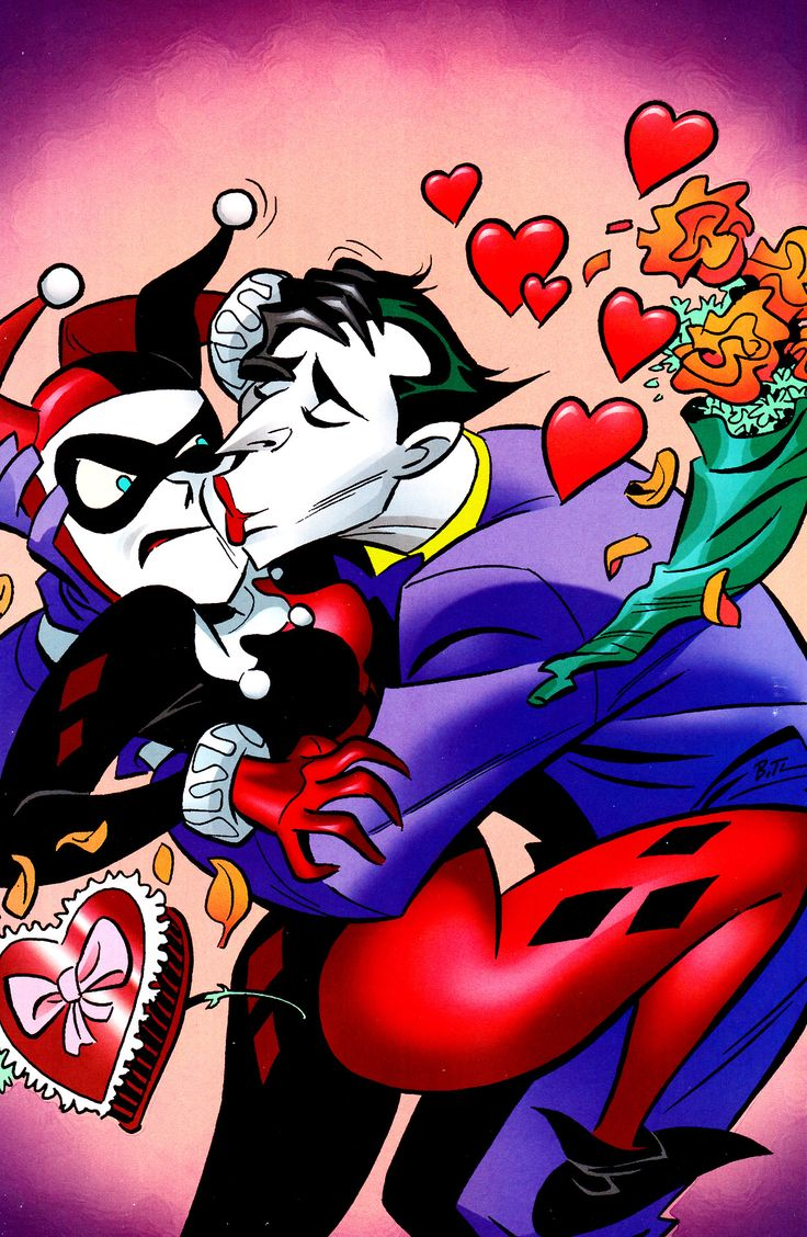 Regret, Joker and harley quinn bruce timm apologise, but