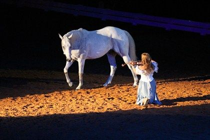 Romancing the Horse, Equitana 2012, Melbourne.