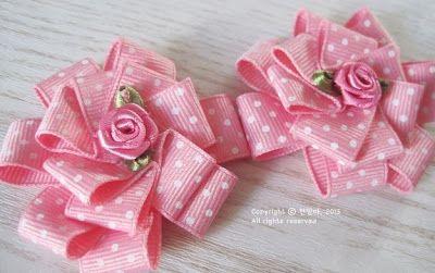 Lazos para niñas ~ Solountip.com