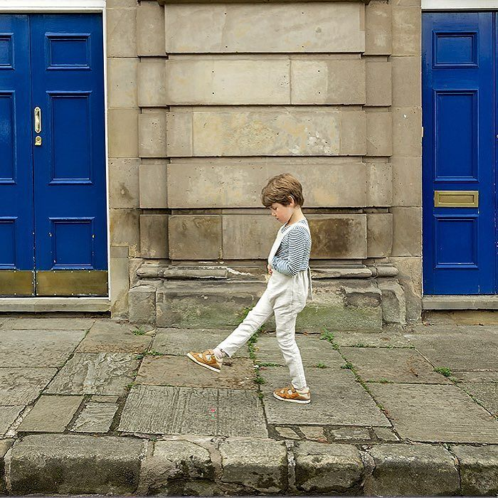 Join Oak on his latest adventure in the enchanting town of #Shrewsbury in a New post - I Was Born a Naturalist with Freya Lillie Click the link in the bio  to read the post . . Photography by Natasha Bridges from @growing.oak featuring handmade organic brand @freya_lillie_