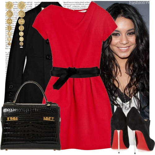 Will you be making an FSU fashion statement in red and black under your robe? : )