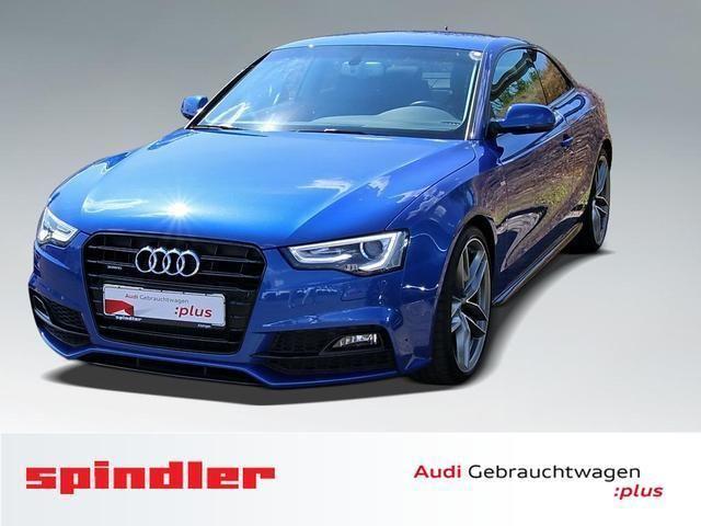 Audi A5 Coupe 2 0 Tdi Sport Edition Plus Quattro Navi Blau Audi