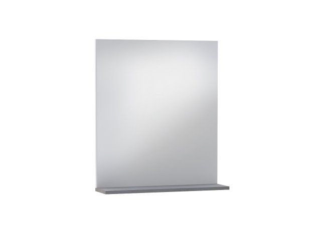 FIJI Spegel 60 Vit/Natur - Speglar - Accessoarer - Inomhus